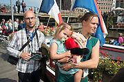 Gent, Belgium, 14 sep 2014, Kids odegand, Festival van Vlaanderen
