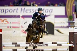 BINGOLD Leila (GER) Chiara II<br /> Frankfurt - Festhallen Reitturnier 2017<br /> Preis der Dieter-Hofmann-Stiftung Stilspringen Kl. M Finale 2017 <br /> © www.sportfotos-lafrentz.de