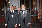 ROUBI L'ROUBI; PIERRE LAGRANGE;, Hollywood Costume gala dinner, V and A. London. 16 October 2012