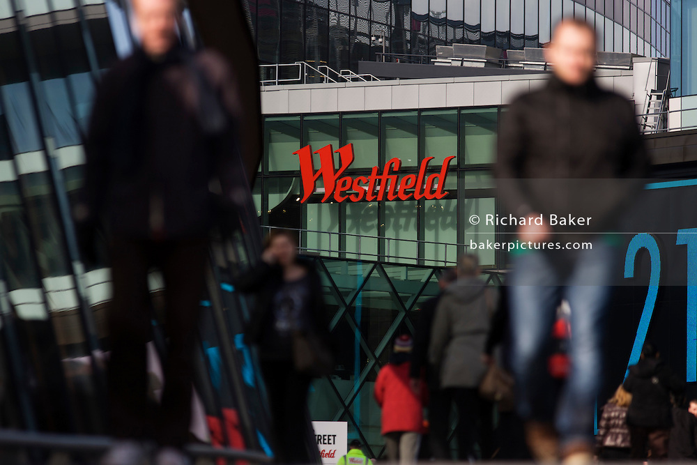 Londoners flock to see the opening day of the Westfield Stratford shopping mall. Situated on the fringe of the 2012 Olympic park, Westfield hosted its first day to thousands of shoppers eager to see Europe's largest urban shopping centre. The £1.45bn complex houses more than 300 shops, 70 restaurants, a 14-screen cinema, three hotels, a bowling alley and the UK's largest casino. It will provide the main access to the Olympic park for the 2012 Games and a central 'street' will give 75% of Olympic visitors access to the main stadium so retail space and so far 95% of the centre has been let. It is claimed that up to 8,500 permanent jobs will be created by the retail sector.