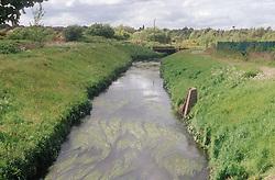 River Lean; Basford; Nottingham,