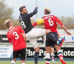 Falkirk's Lee Miller. Falkirk v Raith Rovers. Scottish Championship game played 22/10/2016 at The Falkirk Stadium.