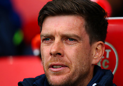 Bristol Rovers manager Darrell Clarke - Mandatory by-line: Robbie Stephenson/JMP - 02/04/2018 - FOOTBALL - Highbury Stadium - Fleetwood, England - Fleetwood Town v Bristol Rovers - Sky Bet League One