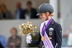 von Bredow-Werndl Jessica, GER<br /> European Championship Dressage Hagen 2021<br /> © Hippo Foto - Dirk Caremans<br /> 11/09/2021