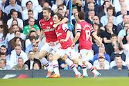 Tottenham Hotspur v Arsenal 160314