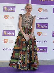 Laura Hamilton attending the annual WellChild Awards at The Dorchester Hotel, London.