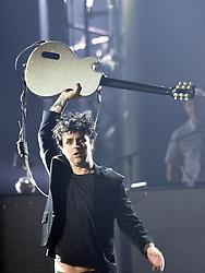 Billie Joe Armstrong von Green Day bei Verleihung der MTV Europe Music Awards in Rotterdam / 061116 <br /> <br /> *** The show during the MTV Europe Music Awards in Rotterdam, Netherlands, November 06, 2016 ***