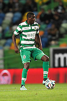 William Carvalho - 29.11.2014 - Sporting / Vitoria Setubal - Liga Sagres<br /> Photo : Carlos Rodrigues / Icon Sport