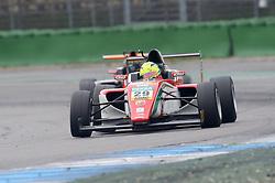 Mick Schumacher beim Rennen in der ADAC Formel 4 auf dem Hockenheimring/ 011016<br /> <br /> *** ADAC Formula 4 race on October 1, 2016 in Hockenheim, Germany ***