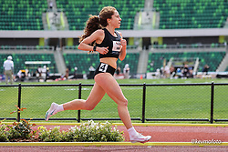 USATF Grand Prix track and field meet<br /> April 24, 2021 Eugene, Oregon, USA<br /> 5000, Roots