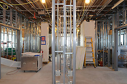 VA Medical Center West Haven ICU Step Down Expansion.VA Project No. 689-375   PAI Project No. 33656.00.Photographer: James R Anderson.Date of Photograph: 11 Spetember 2012   Time: 2:15 PM   Image No.: 01.