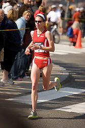 Marathon race to determine the USA Olympic team for 2008 in Beijing,