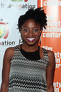 25 August New York, NY- Actress Idara Victor at the Imagenation Cinema Foundation Screening of '  Yelling to the Sky ' presented by the Imagenation Cinema Foundation and The Film Society of Lincoln Center held at the Walter Reade Theater at Lincoln Center on August 25, 2011 in New York, NY. Photo Credit: Terrence Jennings