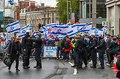 Britain Protest for Israel