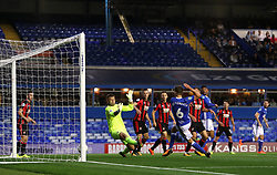 Birmingham City's Maikel Kieftenbeld during the Carabao Cup, Second Round match at St Andrew's, Birmingham.