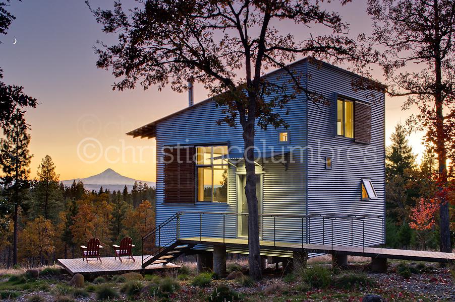 Cabin - Washington State -SRG Partnership