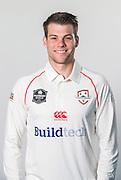 Tim Johnston Plunket Shield 2015/16 cricket headshots, Hagley Oval, Christchurch. 2 October 2015 Photo: Joseph Johnson/www.photosport.co.nz