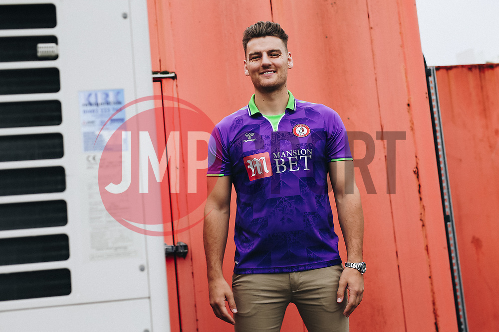 Bristol City sign Chris Martin ahead of the 2020/21 season - Rogan/JMP - 1903/09/2020 - Ashton Gate Stadium - Bristol, England - Sky Bet Championship.