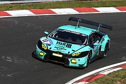 May 26, 2017 - Nurburgring, ALLEMAGNE - 11 KONRAD MOTORSPORT (DEU) LAMBORGHINI HURACAN GT3 SP9 MARCO MAPELLI (ITA) HENDRIK STILL  (Credit Image: © Panoramic via ZUMA Press)