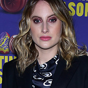 Rosie Fortescue arrives at the Creme Egg Camp - grand opening at its Shoreditch pop-up with an evening of themed cocktails and treats on 18th January 2018, London, UK.