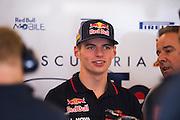 October 30-November 2 : United States Grand Prix 2014, Max Verstappen (NED) Scuderia Toro Rosso