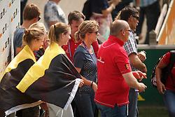 Team Belgieum, Van Lent Jeroen, Verwimp Jorinde, Janssen Sjeff<br /> European Championships - Aachen 2015<br /> © Hippo Foto - Dirk Caremans<br /> 12/08/15
