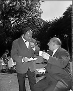 Festival of Music and the Arts Garden Party - 16/06/1959