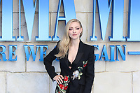 Amanda Seyfried, Mamma Mia! Here We Go Again - World premiere, Eventim Apollo, Hammersmith, London, UK, 16 July 2018, Photo by Richard Goldschmidt