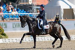 Hester Carl, GBR, En Vogue<br /> European Championship Dressage - Hagen 2021<br /> © Hippo Foto - Dirk Caremans<br /> 08/09/2021