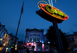 SPA, BELGIUM - The Grand Casino in Spa is the worlds oldest casino. (Photo © Jock Fistick)