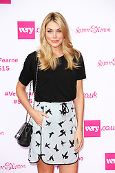 © Licensed to London News Pictures. 11/09/2014, UK. Georgia Horsley Jones, Fearne Cotton SS15 Collection for very.co.uk - Catwalk Show, One Marylebone, London UK, 11 September 2014. Photo credit : Brett D. Cove/Piqtured/LNP