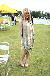 ALICE EVE at the 2008 Veuve Clicquot Gold Cup polo final at Cowdray Park Polo Club, Midhurst, West Sussex on 20th July 2008.<br /> <br /> NON EXCLUSIVE - WORLD RIGHTS