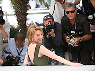 Holy Motors photocall with Kylie Minogue at the 65th Cannes Film Festival