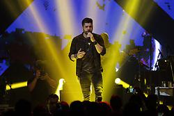 August 6, 2017 - Apresentação do cantor João Gabriel durante o festival Sertanejo in Rio realizado no Vivo Rio na cidade do Rio de Janeiro, na noite deste sábado  (Credit Image: © Lucas Tavares/Fotoarena via ZUMA Press)