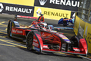 Jerome D'Ambrosia of Belgium and Dragon Racing during Round 9 of Formula E, Battersea Park, London, United Kingdom on 2 July 2016. Photo by Martin Cole.