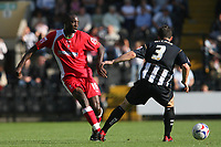 Photo: Pete Lorence.<br />Notts County v Swindon Town. Coca Cola League 2. 23/09/2006.<br />Swindon's Fola Onibuje in action.