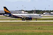 Rossiya Airbus A319 - at Milan - Malpensa (MXP / LIMC) Italy
