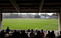 General view of play during day three of the Specsavers County Championship, Division One match at the Cloudfm County Ground, Chelmsford.
