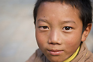 This boy and his friend were my shadows the whole time I ws in Dege, Tibet.  They managed to find me every morning and follow me for most of the day.