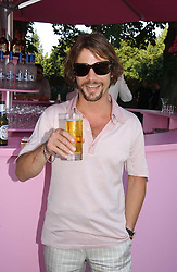 JAY KAY at the Serpentine Gallery Summer party sponsored by Yves Saint Laurent held at the Serpentine Gallery, Kensington Gardens, London W2 on 11th July 2006.<br /><br />NON EXCLUSIVE - WORLD RIGHTS