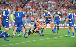 070418 Emirates Airlines Park, Ellis Park, Johannesburg, South Africa. Super Rugby. Lions vs Stormers.<br />Picture: Karen Sandison/African News Agency (ANA)