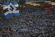 Fussball: 1. Bundesliga, Hamburger SV - FC Bayern Muenchen, Hamburg, 22.01.2016<br /> <br /> HSV-Fans<br /> <br /> © Torsten Helmke