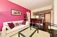 Living Room at 150 Nassau Street