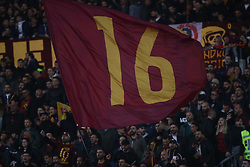 May 27, 2019 - Rome, Italy - 27.05.2019. Stadio Olimpico, Rome, Italy. Serie A.  in action during the match Italy Serie A league, As Roma vs Parma, DANiELE DE ROSSI last match,  at Stadio Olimpico in Rome. (Credit Image: © Marco Iacobucci/IPA via ZUMA Press)