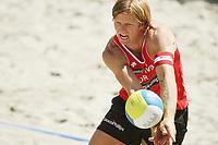 Volleyball Sandvolleyball Beachvolleyball<br />Swatch FIVB World Tour Conoco Phillips Grand Slam<br />Stavanger 260608<br />Foto: Sigbjørn Andreas Hofsmo, Digitalsport<br />Bjørn Maaseide