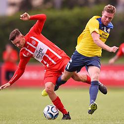 4th March 2018 - NPL Queensland Senior Men RD5: Olympic FC v SWQ Thunder