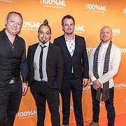 NLD/Amsterdam/20180220 - 100% NL Awards 2018, band Blof