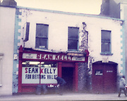 Old Dublin Amature Photos Date Unknown With 1980s, Sean Kelly Betting, Old amateur photos of Dublin streets churches, cars, lanes, roads, shops schools, hospitals