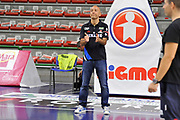 DESCRIZIONE : Campionato 2014/15 Serie A Beko Dinamo Banco di Sardegna Sassari - Grissin Bon Reggio Emilia Finale Playoff Gara3<br /> GIOCATORE : Stefano Sardara<br /> CATEGORIA : Before Pregame<br /> SQUADRA : Dinamo Banco di Sardegna Sassari<br /> EVENTO : LegaBasket Serie A Beko 2014/2015<br /> GARA : Dinamo Banco di Sardegna Sassari - Grissin Bon Reggio Emilia Finale Playoff Gara3<br /> DATA : 18/06/2015<br /> SPORT : Pallacanestro <br /> AUTORE : Agenzia Ciamillo-Castoria/C.Atzori
