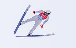 28.02.2019, Seefeld, AUT, FIS Weltmeisterschaften Ski Nordisch, Seefeld 2019, Nordische Kombination, Skisprung, im Bild Antoine Gerard (FRA) // Antoine Gerard of France during the Ski Jumping competition for Nordic Combined of FIS Nordic Ski World Championships 2019. Seefeld, Austria on 2019/02/28. EXPA Pictures © 2019, PhotoCredit: EXPA/ JFK